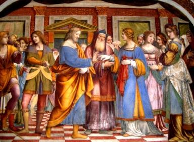 Santuario, Saronno